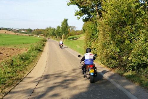 Motorrijbewijspoint Den Haag examengarantie