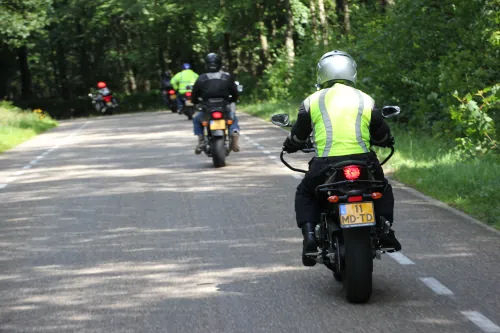 Motorrijbewijspoint Den Haag motor lesplan