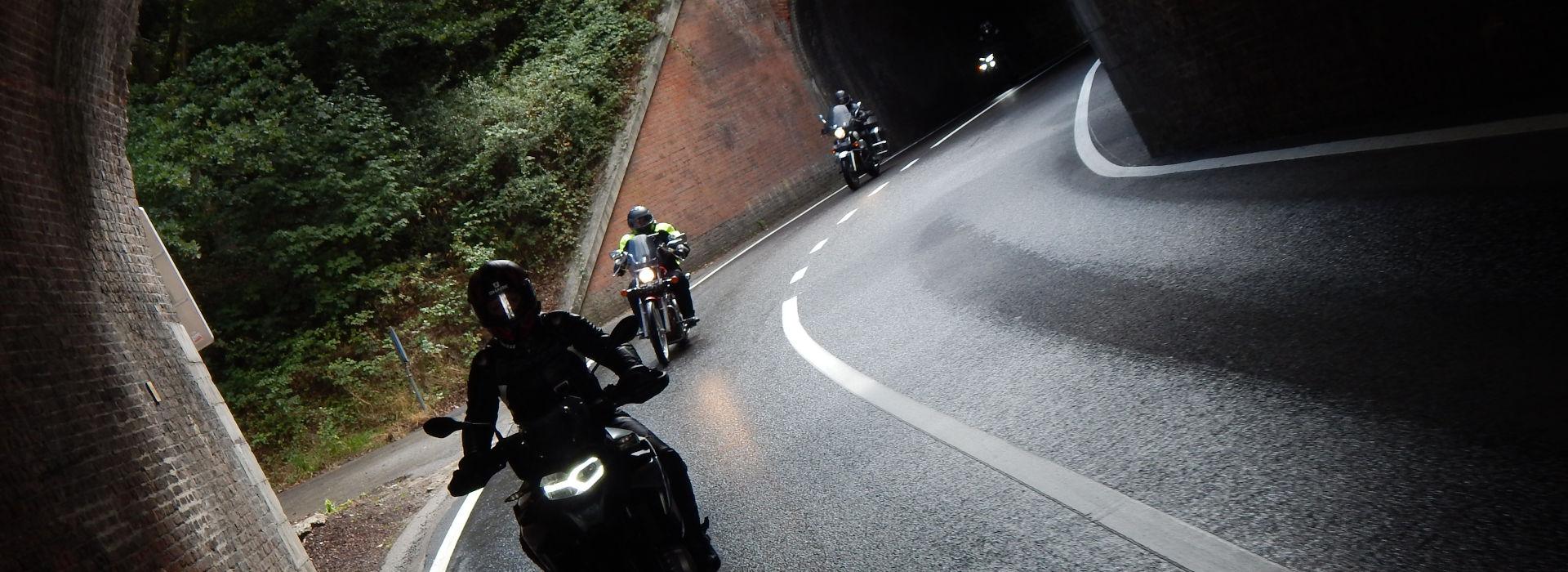 Motorrijbewijspoint Monster motorrijlessen